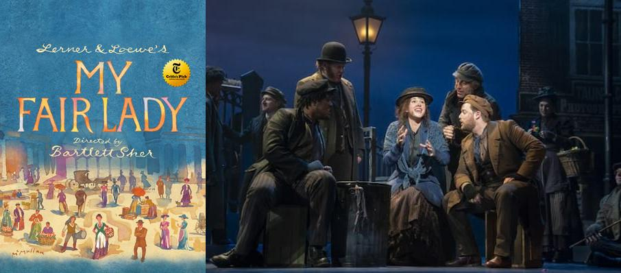My Fair Lady at Academy of Music