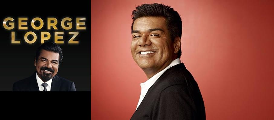 George Lopez at Tower Theater