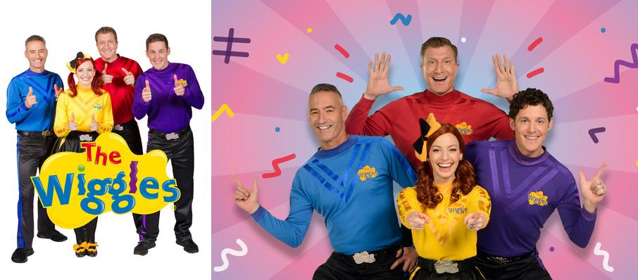 The Wiggles at Merriam Theater