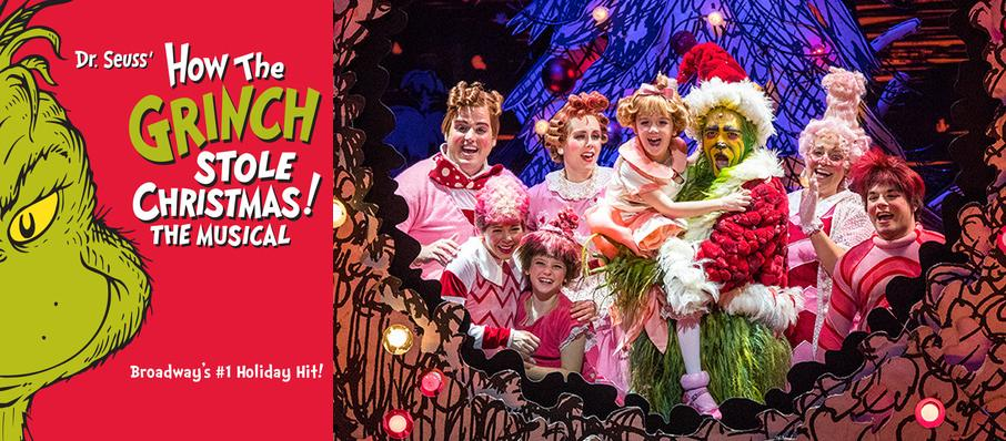 How The Grinch Stole Christmas at Merriam Theater
