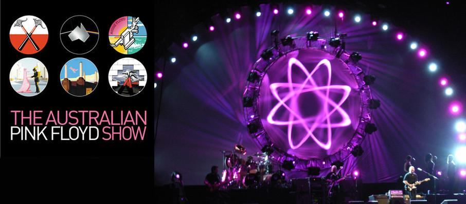 Australian Pink Floyd Show at Parx Casino and Racing