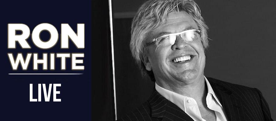 Ron White at Parx Casino and Racing
