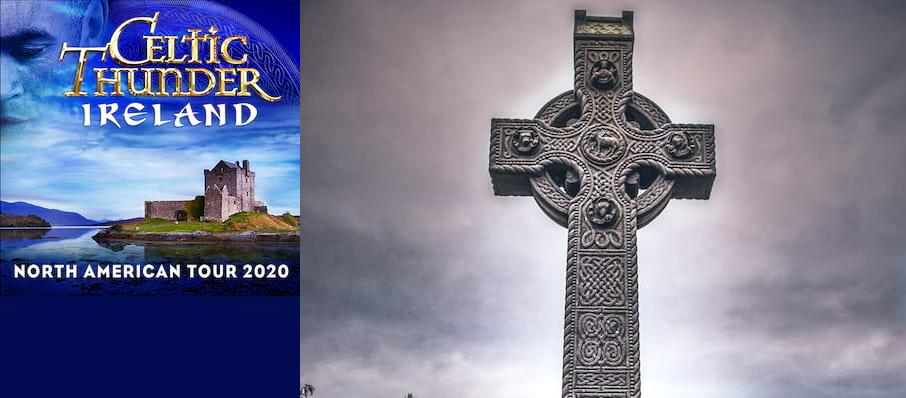 Celtic Thunder at Tower Theater