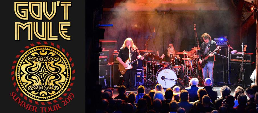 Govt Mule at Tower Theater