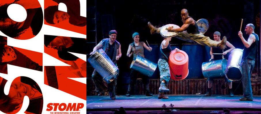 Stomp at American Music Theatre