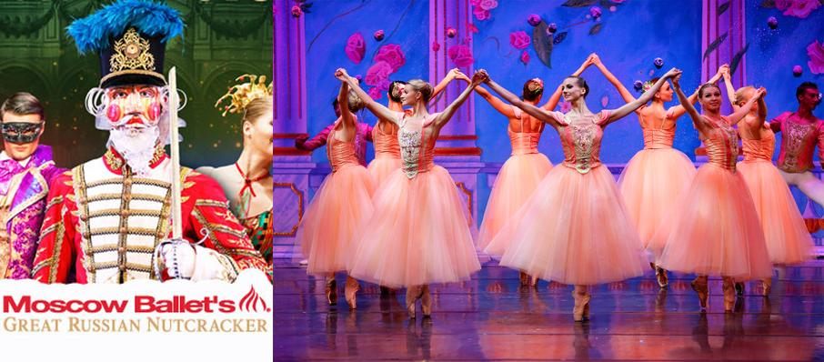 Moscow Ballet's Great Russian Nutcracker at Annenberg Center