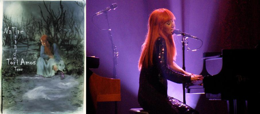 Tori Amos at Tower Theater