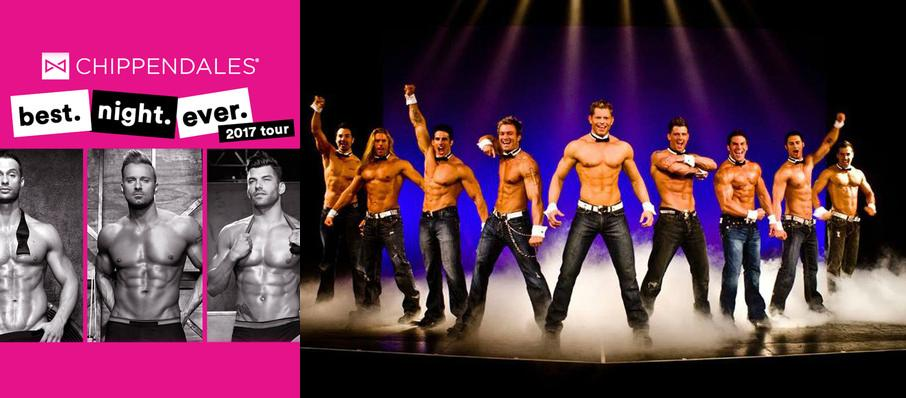 Chippendales at Theatre Of The Living Arts