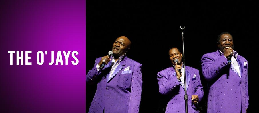 The O'jays at Parx Casino and Racing