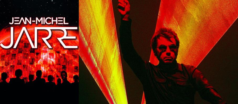 Jean Michel Jarre at Tower Theater