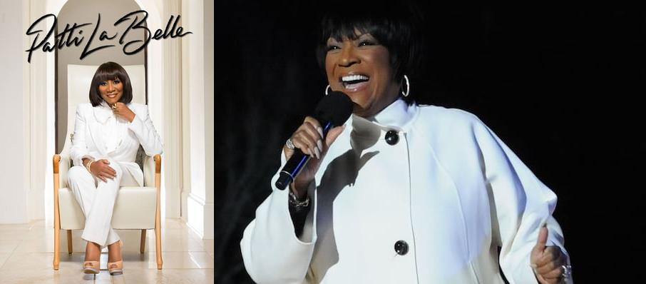 Patti Labelle at Parx Casino and Racing