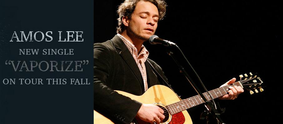 Amos Lee at American Music Theatre