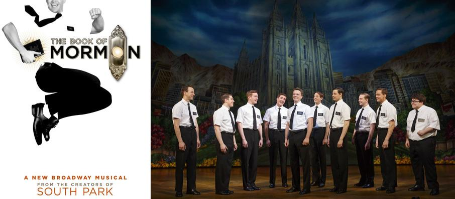 The Book of Mormon at Academy of Music