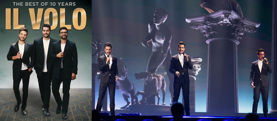 Il Volo at Verizon Hall