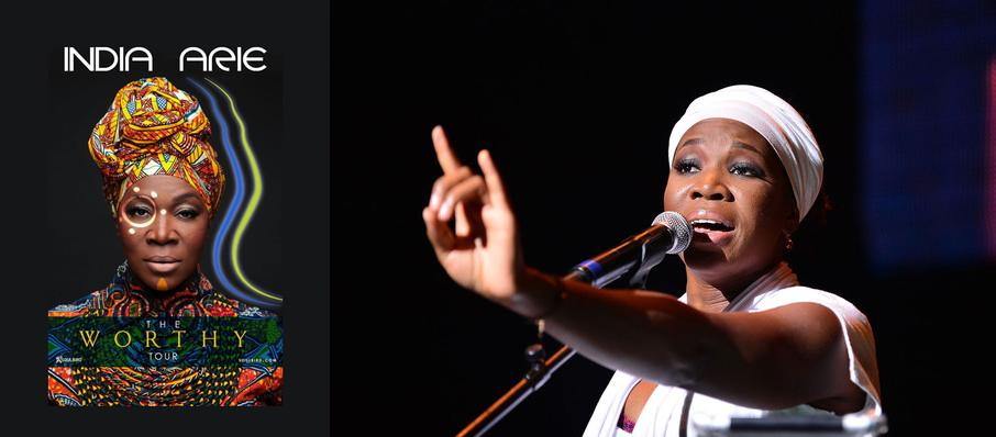 India.Arie at Dell Music Center