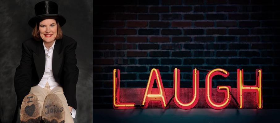 Paula Poundstone at Merriam Theater
