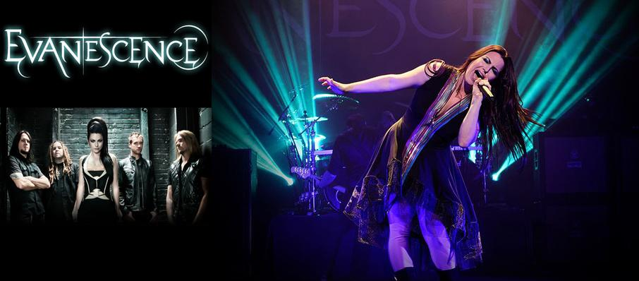 Evanescence at Tower Theater
