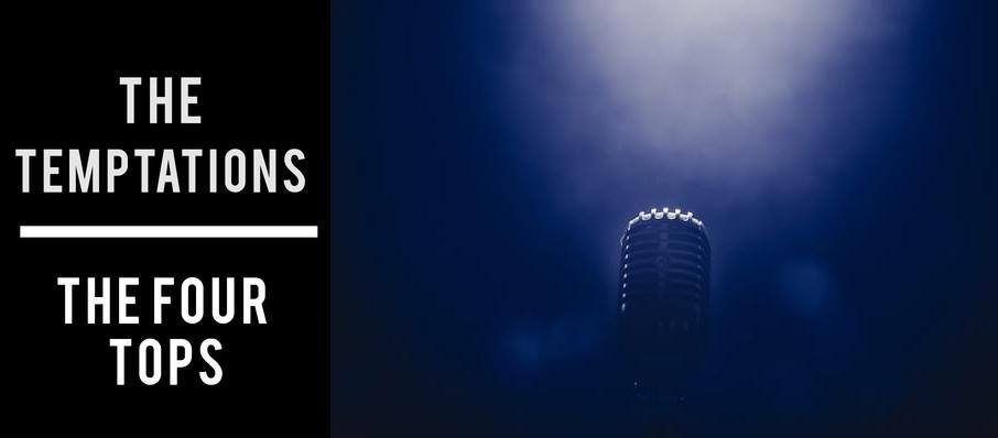 The Temptations & The Four Tops at American Music Theatre
