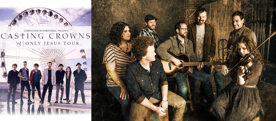 Casting Crowns at Liacouras Center