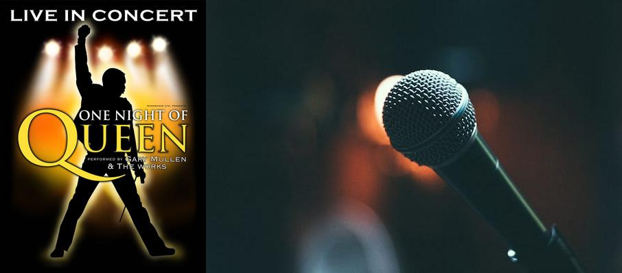 One Night of Queen at Keswick Theater
