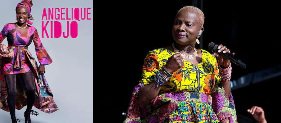 Angelique Kidjo at Zellerbach Theater