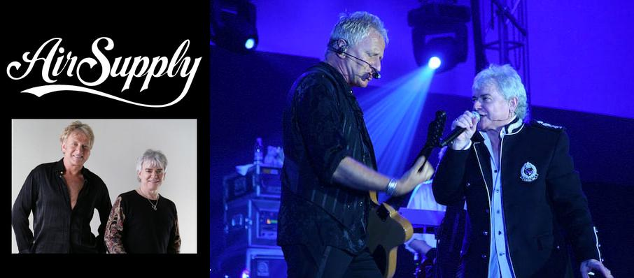 Air Supply at Parx Casino and Racing