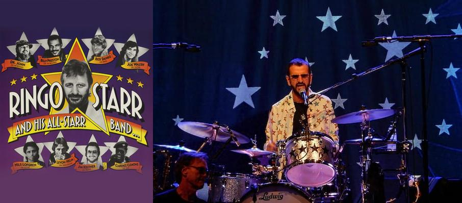 Ringo Starr And His All Starr Band at The Met Philadelphia