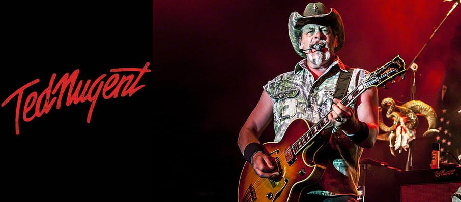 Ted Nugent at Keswick Theater