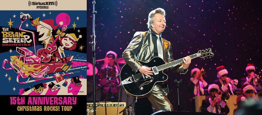 Brian Setzer Orchestra: Christmas Rocks at Academy of Music
