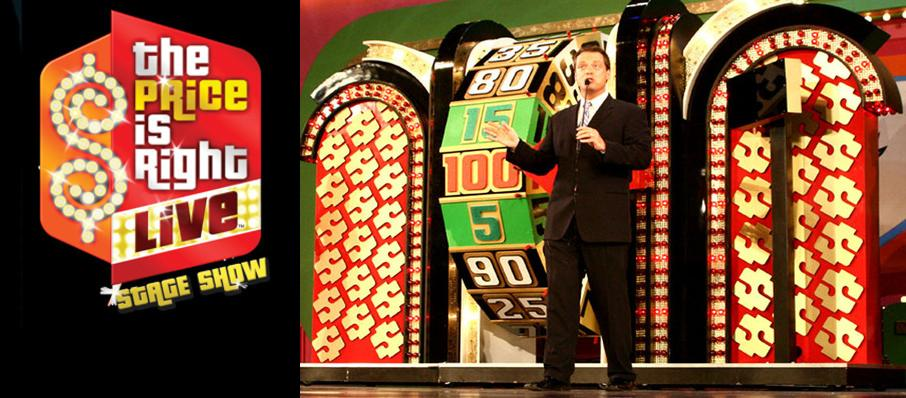 The Price Is Right - Live Stage Show at Keswick Theater