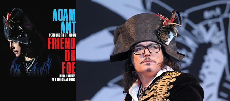 Adam Ant at Keswick Theater