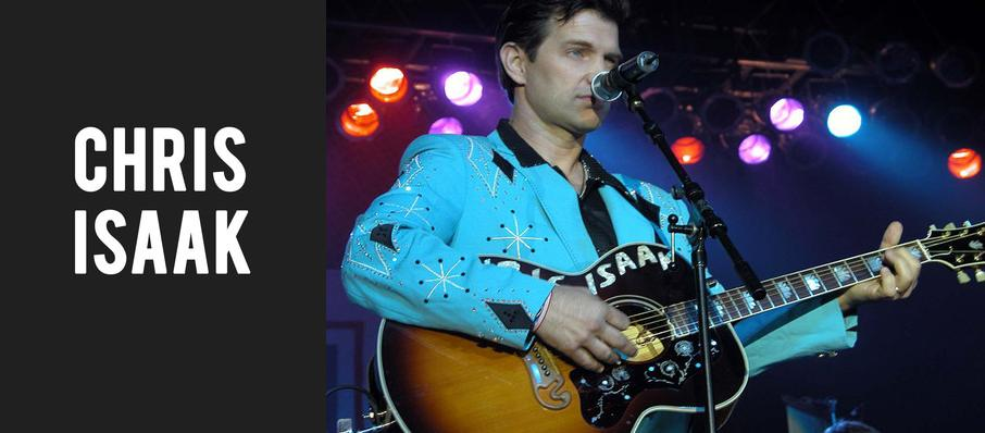 Chris Isaak at Keswick Theater