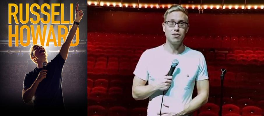 Russell Howard at Theatre Of The Living Arts