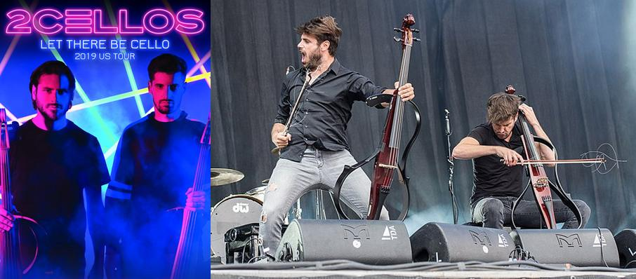 2Cellos at Skyline Stage