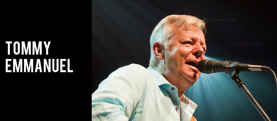 Tommy Emmanuel at Keswick Theater