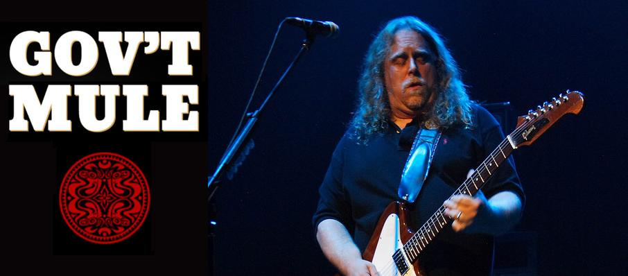 Gov't Mule at Tower Theater