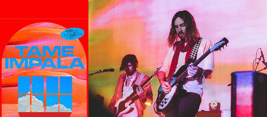 Tame Impala at Mann Center For The Performing Arts