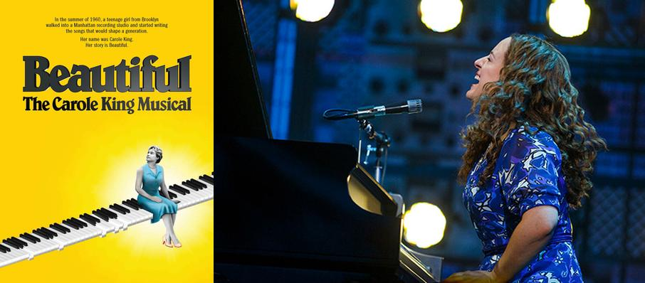 Beautiful: The Carole King Musical at Academy of Music