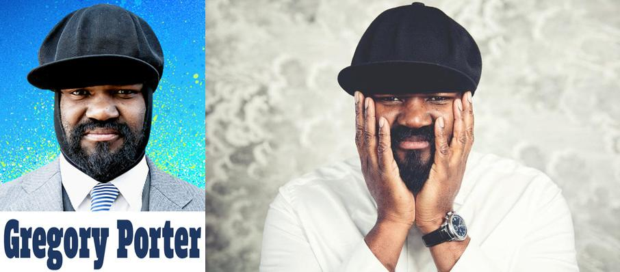 Gregory Porter at Verizon Hall
