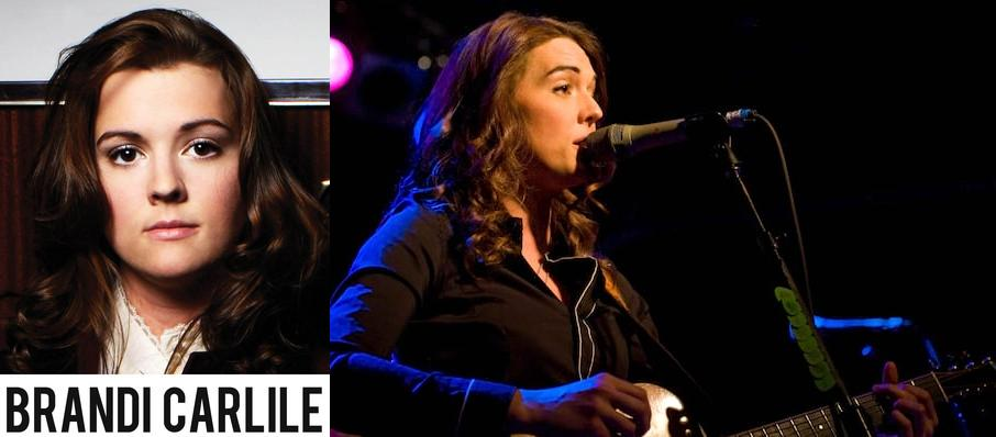 Brandi Carlile at Mann Center For The Performing Arts