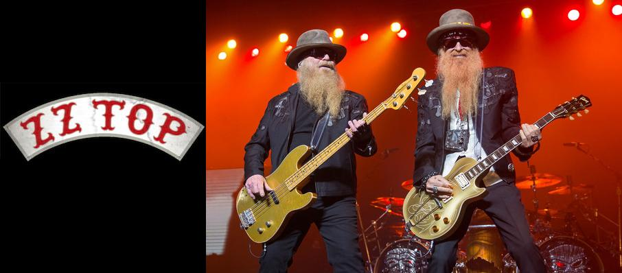 ZZ Top at Caesars Atlantic City