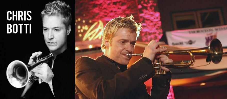 Chris Botti at Merriam Theater