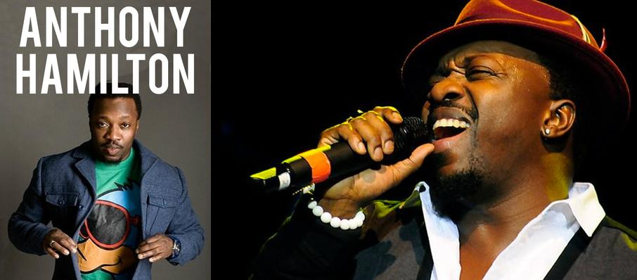 Anthony Hamilton at Tower Theater