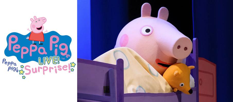 Peppa Pig's Big Splash at American Music Theatre