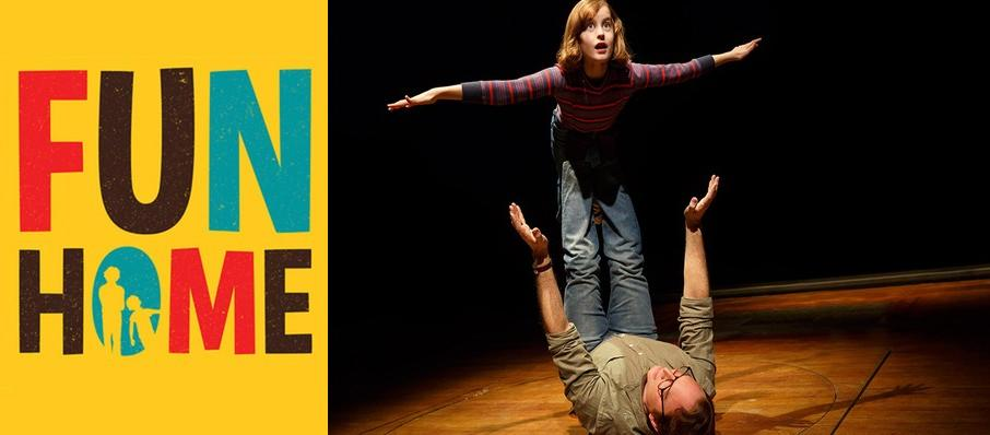 Fun Home at Forrest Theater