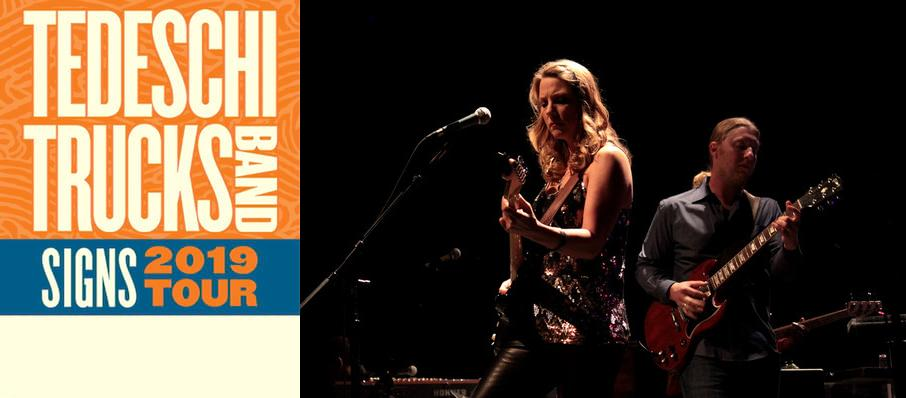 Tedeschi Trucks Band at Skyline Stage