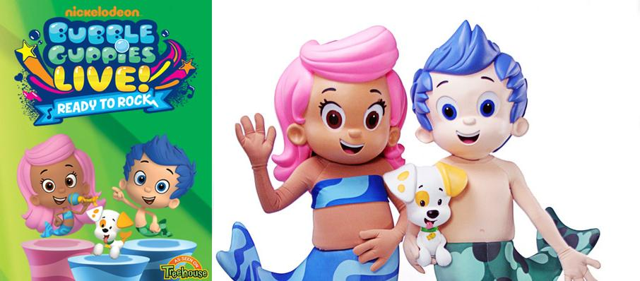 Bubble Guppies Live at Merriam Theater
