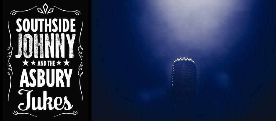 Southside Johnny and The Asbury Jukes at Penns Peak
