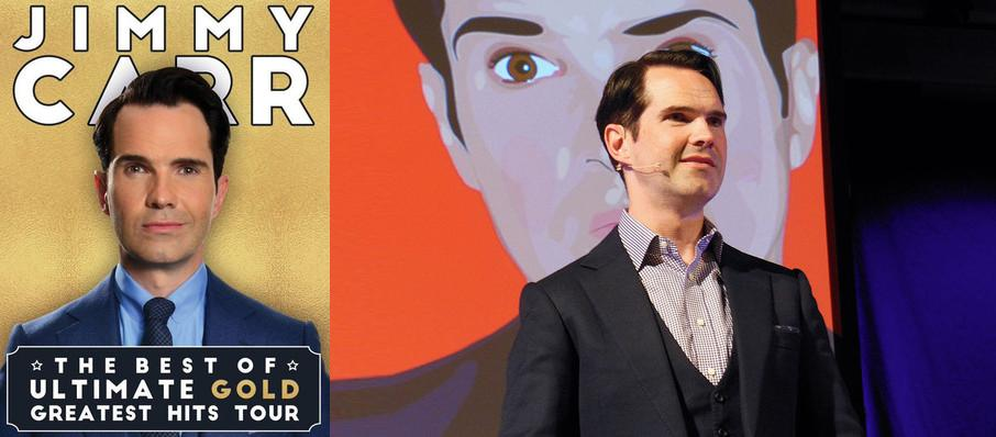 Jimmy Carr at The Fillmore