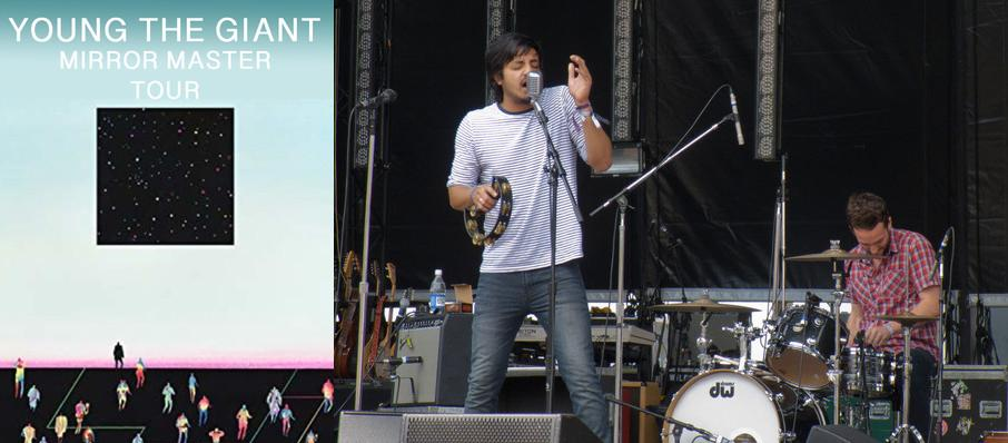 Young The Giant at Penns Landing Festival Pier